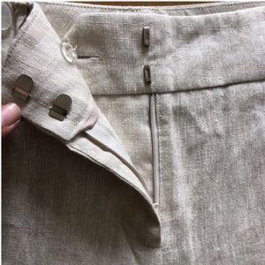 New York & Company Shorts - NWT NY and Co white shimmer shorts